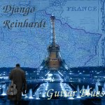 Image of a cd cover of paris in blue